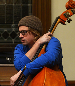 Jeremy at the cello